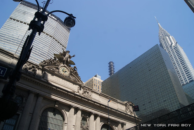 Grand Central y Edificio Chrysler