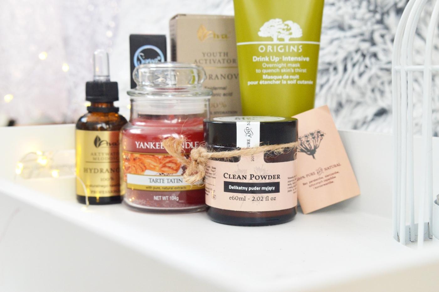 haul kosmetyczny listopad blog delishe