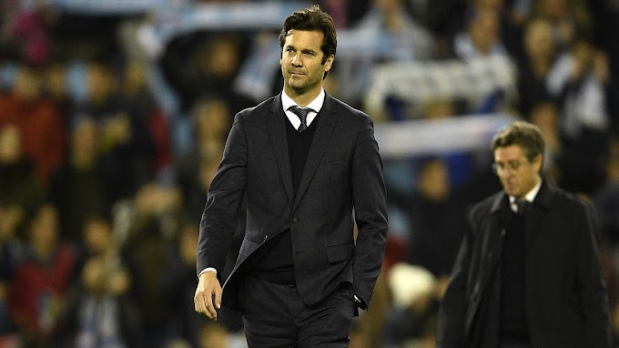 Real Madrid appoints Santiago Solari as new coach till 2021.