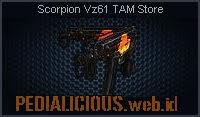 Scorpion Vz61 TAM Store