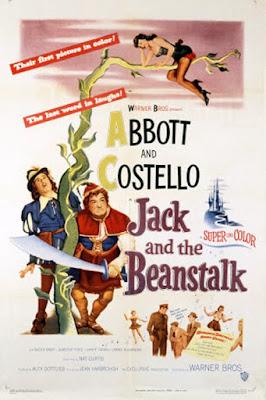 Póster película Jack y las habichuelas mágicas - 1952