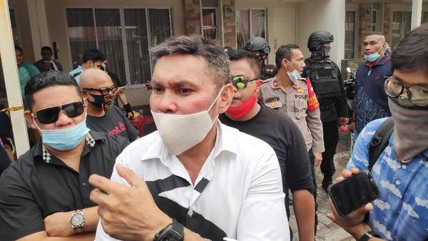 Pesan Nus Kei ke John Kei soal Kasus Penyerangan: Mengaku Saja, Saya Maafkan