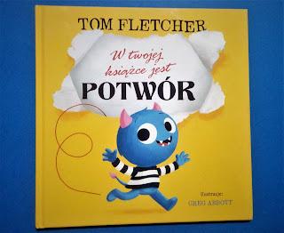 Tom Fletcher w twojej książce jest potwór