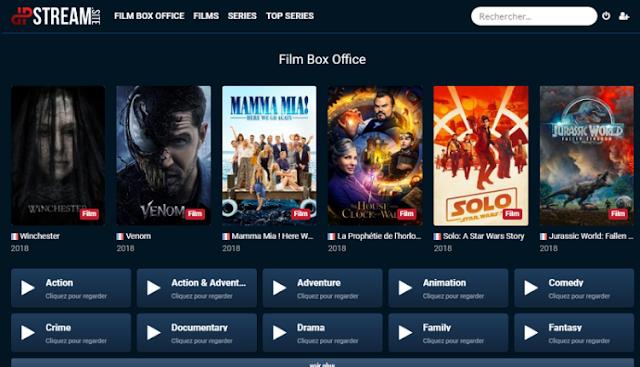 Film streaming et serie streaming HD en VF et VOSTFR gratuit sur Dpstream