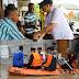 Bupati PALI H Heri Amalindo Tinjau Korban Banjir di Curup