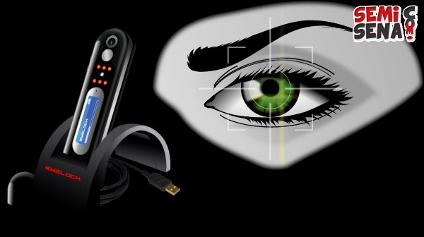 Prevent Car Theft Security System With Eye Retina Scan