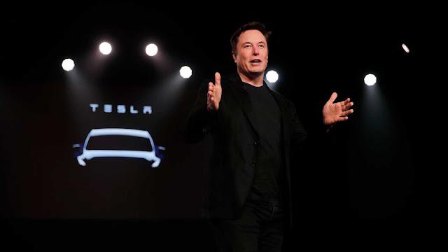 Elon Musk (Tesla)