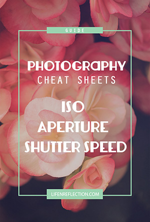 http://life-n-reflection.blogspot.com/p/photography-cheat-sheets.html