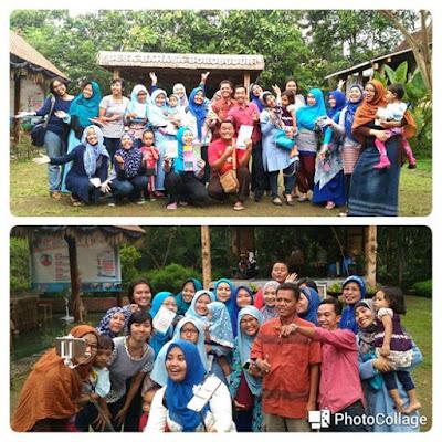Belajar Cas Cis Cus Bahasa Inggris di Desa Bahasa Borobudur, Magelang :)