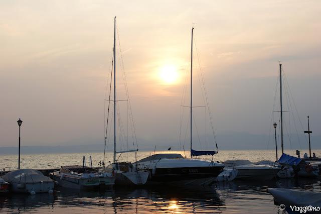 Lago di Garda in camper