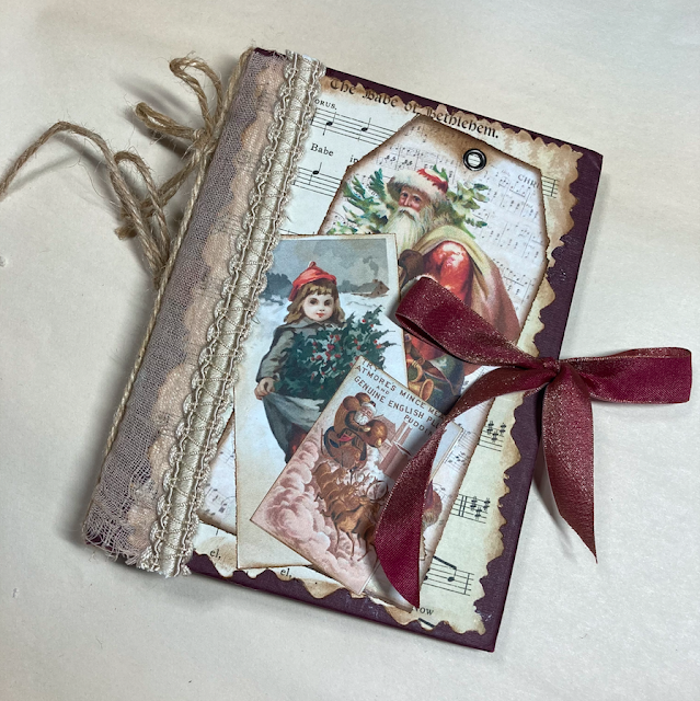 Junk Journal December Daily Episode 1