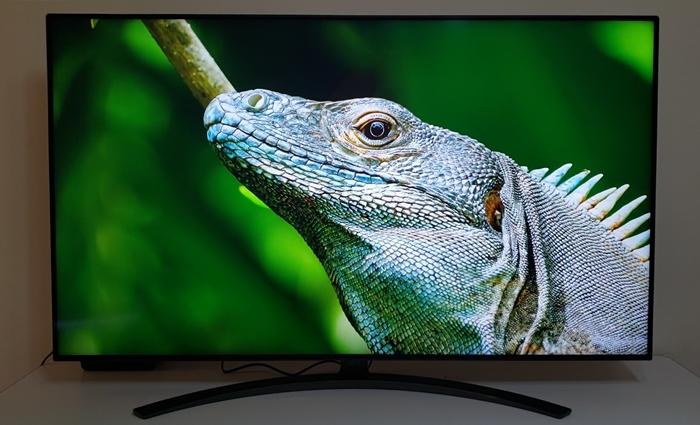 Televisor Lg Sm9000 calidad de imagen HDR 4k