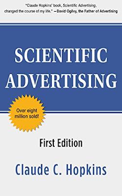 كتاب الاعلان بشكل علمي - كلود هوبكنز