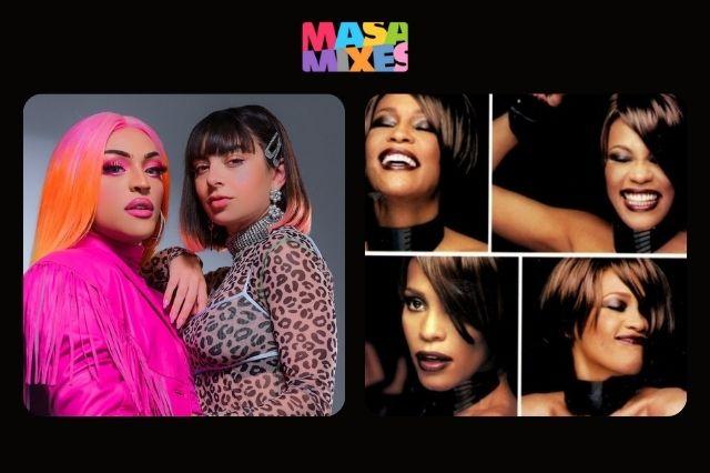 It's Not Flash, But It's Pose (Pabllo Vittar & Charli XCX vs. Whitney Houston)
