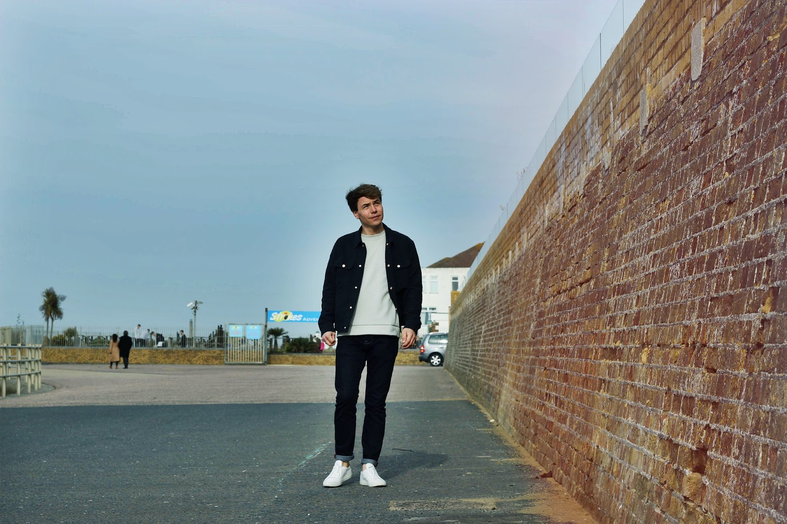 mens style blog getyourbronon in H&M