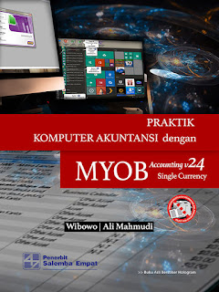 Praktik Komputer Akuntansi dg MYOB Accounting V24 Single Currency