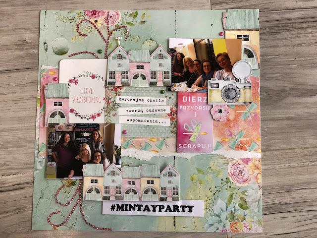 Scrap Mintay Party