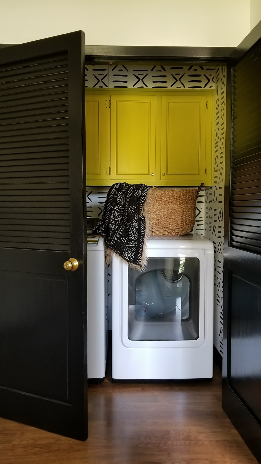 Saturday Styling A Laundry Room Makeover Cohesive