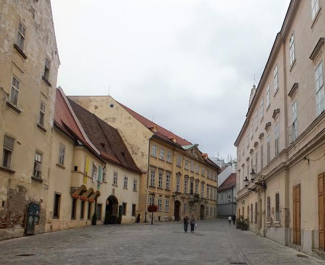 paseos por Bratislava