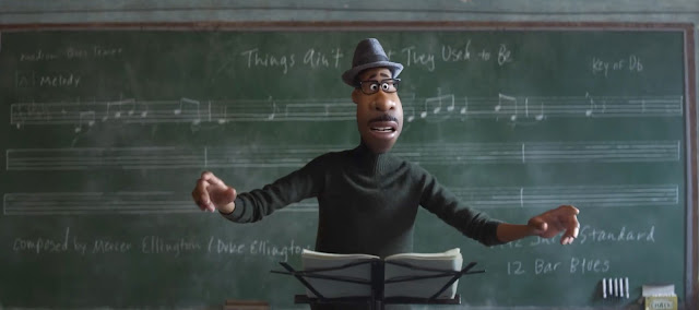 Pixar Soul Featuring Duke Ellington