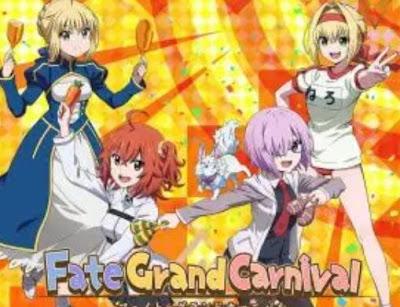 Fate/Grand Carnival Todos os Episódios Online