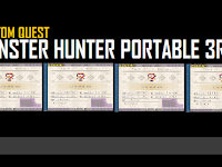 Download CQ / Custom Quest MHP3RD V6 For Emulator PPSSPP