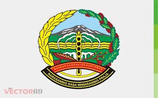 Logo Kabupaten Banyumas - Download Vector File CDR (CorelDraw)