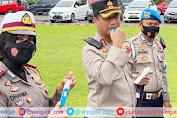 Tindak Lanjuti Program Kerja 100 Hari Kapolri, Polres Pinrang Jalani Tes Narkoba Metode DrugWipe