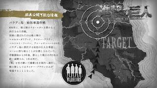 Hellominju.com: 進撃の巨人アニメ第4期64話『現在公開可能な情報:パラディ島 始祖奪還作戦』 | Attack on Titan EP.64
