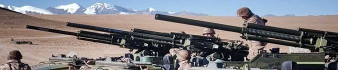 Eastern Ladakh Row: Govt Says Emergency Procurement of Certain Arms, Equipment Undertaken By Armed Forces
