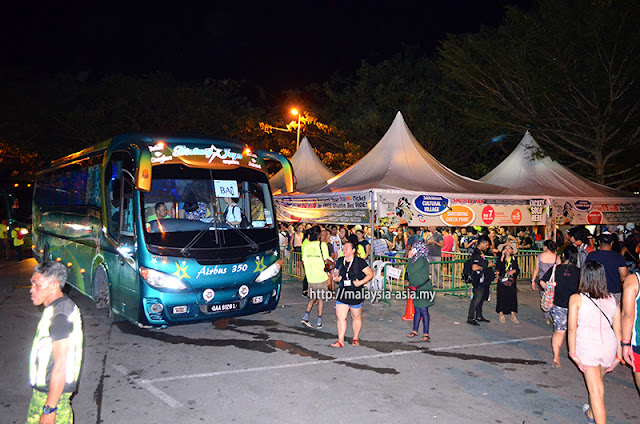 Bus Service for RWMF