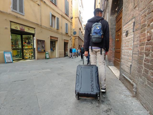 Travel luggage - Timberland
