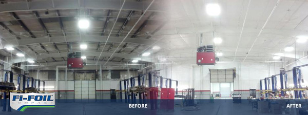 Retroshield Installation Process at ABS Insulating