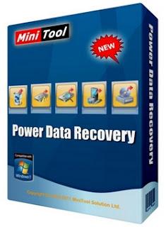 اقوى برامج الاستعادة MiniTool Power Data Recovery 7.5  / Deluxe / Technician الاخير 2017 ا