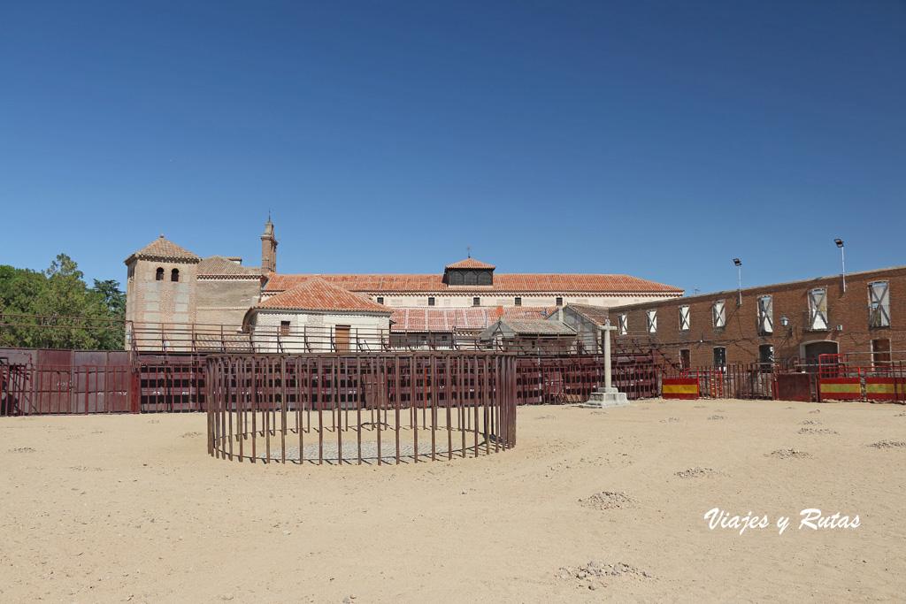 Palacio Real de Juan II, Madrigal de las Altas Torres