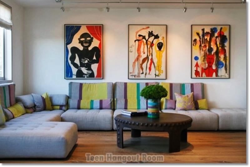 12 Cool Teen Hangout Room Ideas | Teenage Lounge Rooms ...