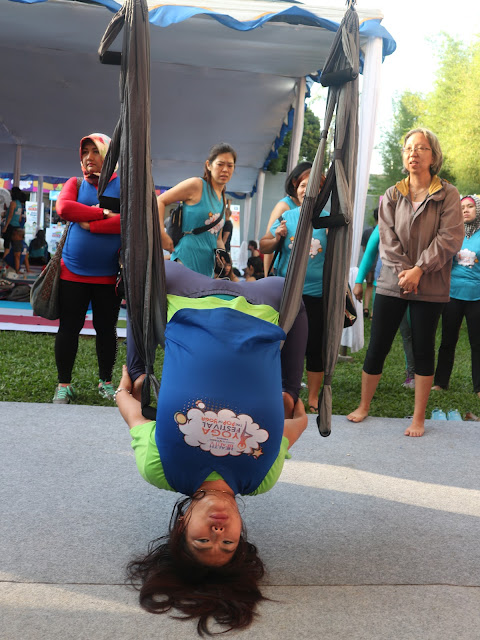 Kiranti dan yoga, pasangan yang tepat dan serasi