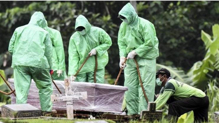 7 Hari PSBB, Angka Kematian Cоrоnа dі Surabaya Mаѕіh Tіnggі