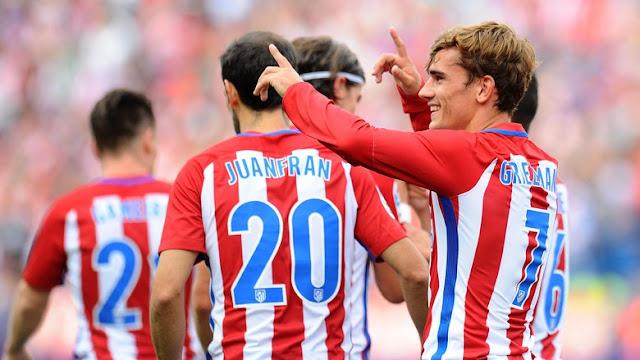 Atletico dan Griezmann Akan Sama-Sama Bangkit di 2017