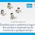 UNICEF, UNDIME E Tribunais de Contas se unem para debater estratégias para enfrentar o abandono escolar.