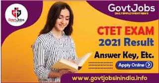 CTET Exam Result