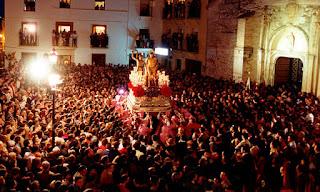 Suspendidas oficialmente las procesiones de la próxima Semana Santa de Lucena