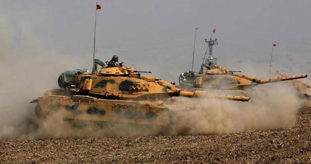 Σφοδρές συγκρούσεις τουρκικών δυνάμεων με τις δυνάμεις του Άσαντ…