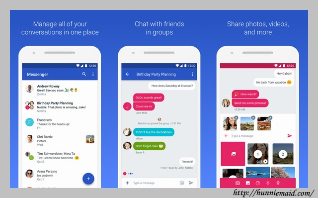 Best Texting App For Android Tablet