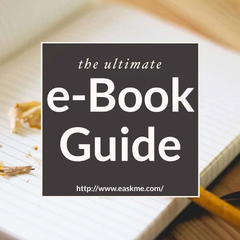 The Ultimate e-book guide : eAskme