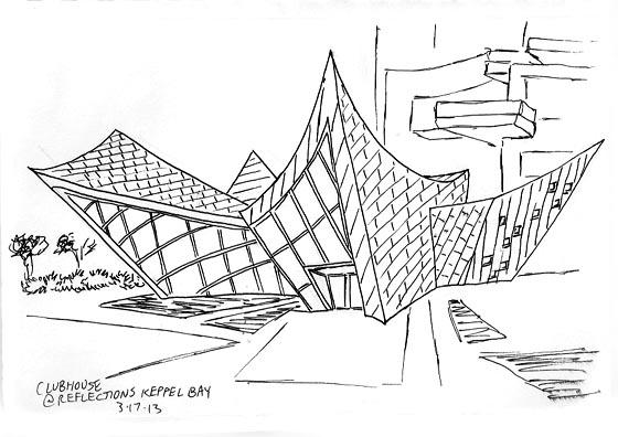 Chris Brown's Sketch House: April 2013