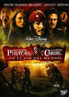 Piratas del Caribe 3: En el fin del mundo (16/05)