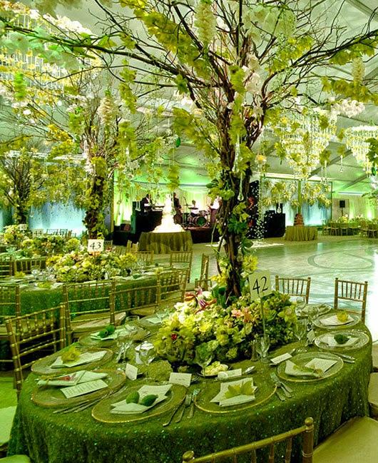 Diy Wedding Decoration Ideas That Would Make Your Big Day: Wedding Ideas Blog Lisawola: Aqua And Green Wedding Colors