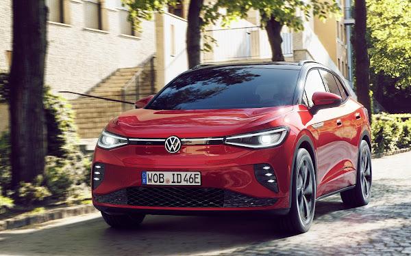 Grupo Volkswagen tem disparada de vendas globais em abril de 2021