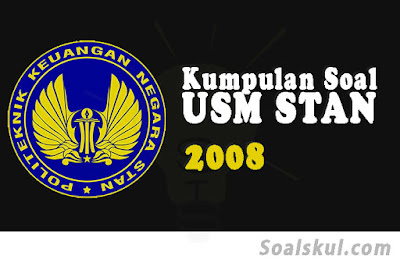 download soal usm stan 2008